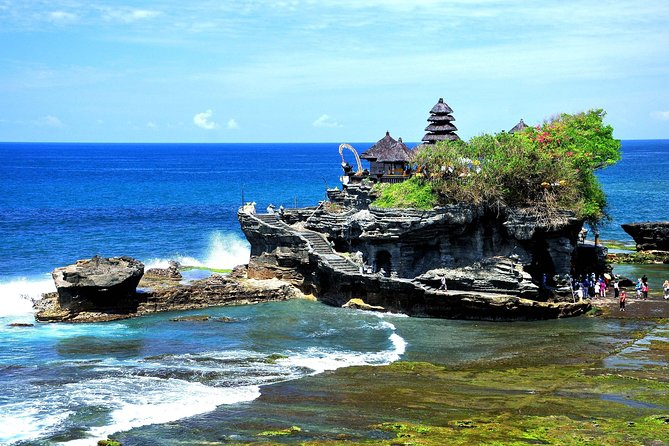 Halfday Visit Tanah Lot with 2 Hours Balinese Spa