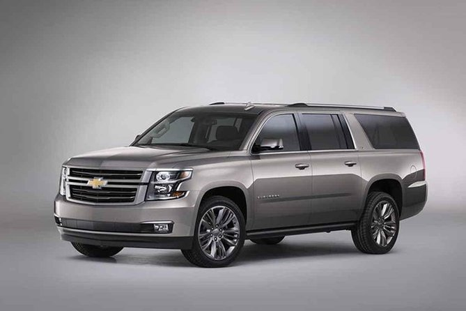 Arrival Private Transfer Chicago O'Hare Airport ORD to Chicago City by SUV