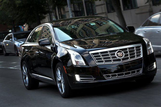 Arrival Private Transfer San Francisco Cruise Port to Oakland by Business Car