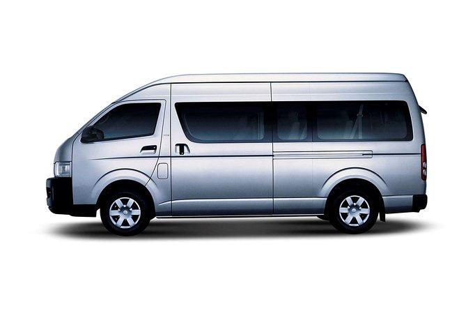 Departure Private Transfer Bangkok City to Bangkok Airport BKK or DMK by Minivan