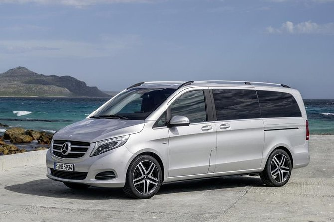 Private Transfer Buenos Aires Airport EZE to Rosario City or Airport by Minivan