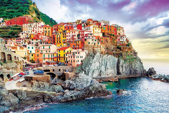 Private Cinqueterre Tour from La Spezia in Luxury Vehicle