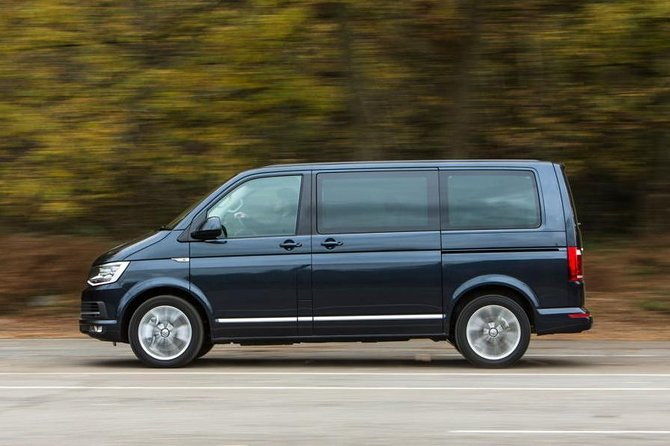 Arrival Private Transfer Paris CDG-ORY Airport to Cruise Port Le Havre byMinivan