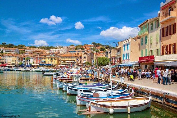 Mediterranean Villigages Tour from Marseille Cruise Port or Hotel by Luxury Van