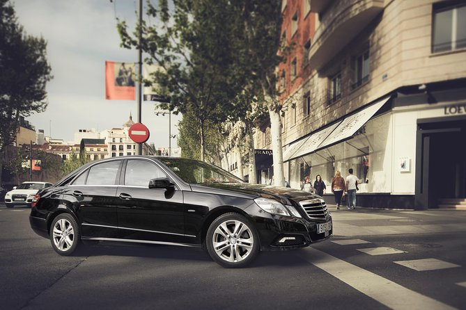 Private Business Car Transfer: Marseille Airport to Marseille city or Port