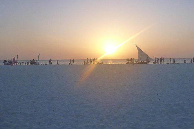 Kendwa Beach and Nungwi Half-Day Trip from Zanzibar