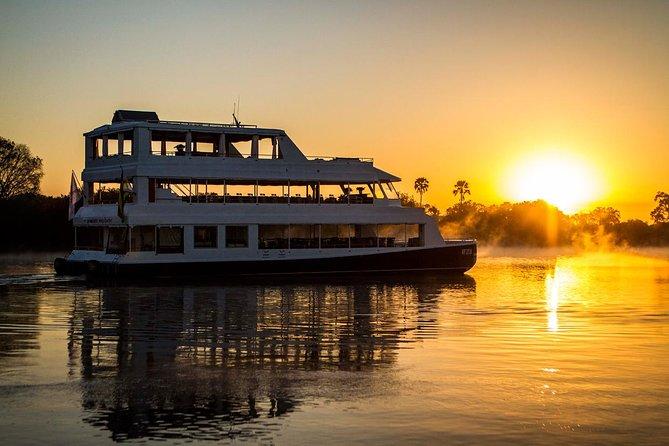 Zambezi River Sunset Cruise, from Victoria Falls on the Zambezi Explorer