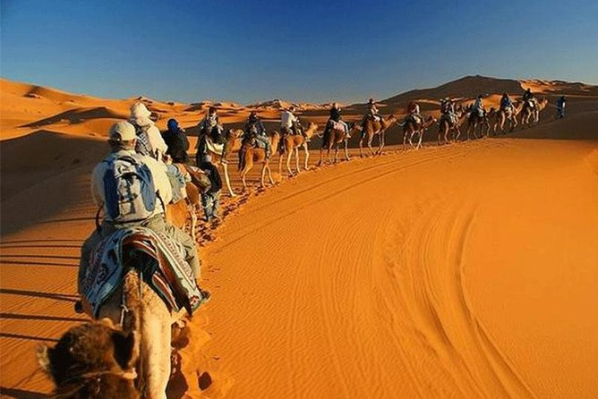 Shared group Tour from Marrakech To Merzouga 3 Days Sahara Desert