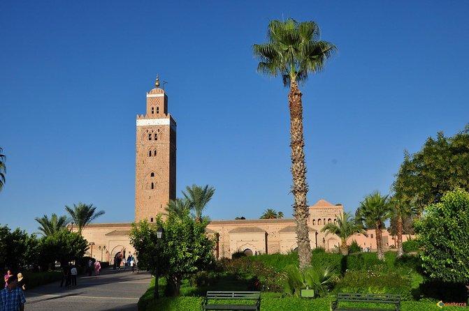 Marrakech City Highlights Full-Day Tour