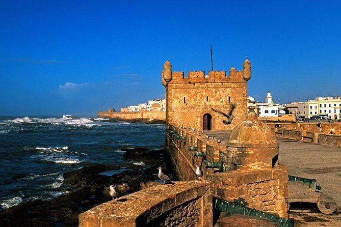 Shared group day trip from Marrakech to Essaouira