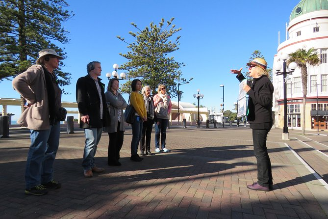 Guided 10am Morning Art Deco Walk From Napier Art Deco Trust photo 9