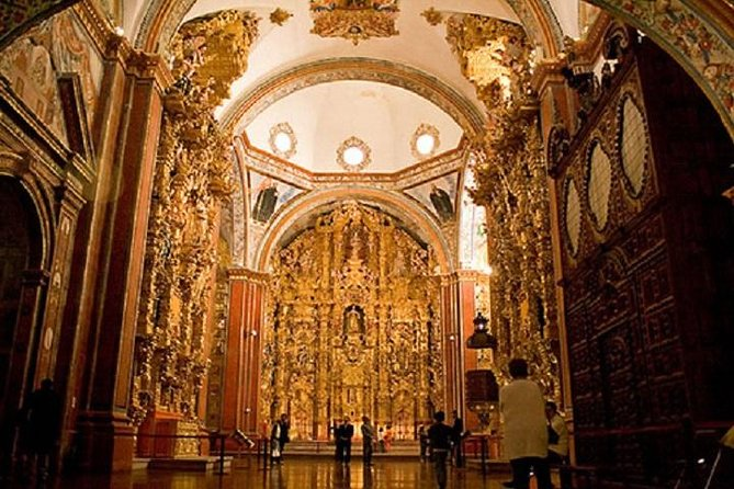 On the Trail of the Jesuits Cultural Tour from Mexico City