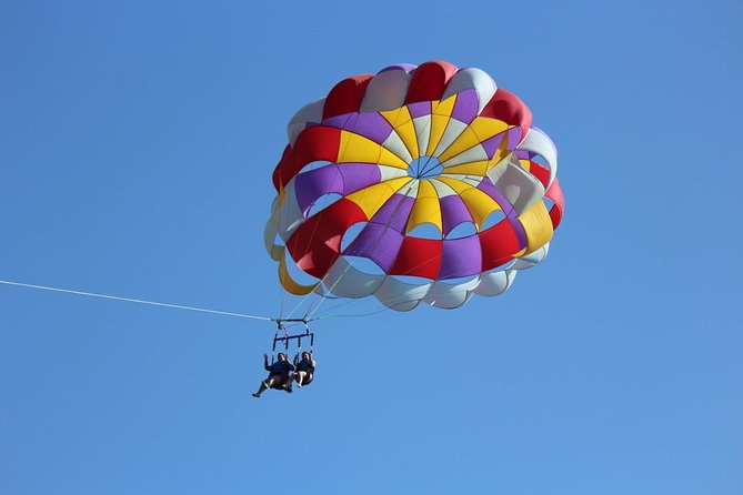Parasail Experience in St Thomas