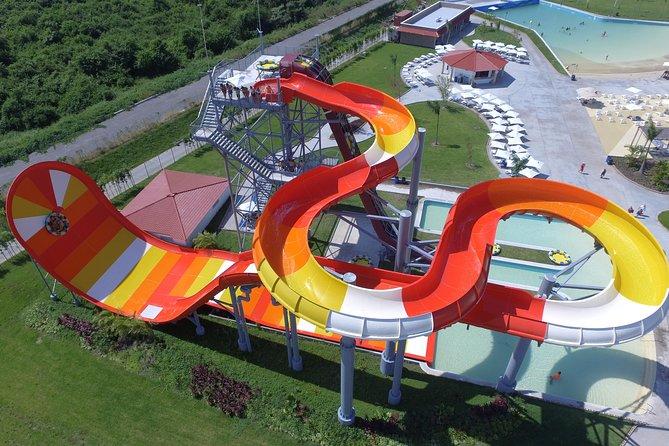 Adrenaline and Fun Aquatic park