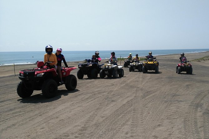 Chachalacas beach and sand dunes