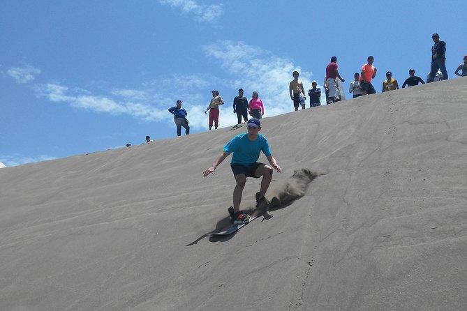 Sandboarding and Snorkel in Chachalacas Beach