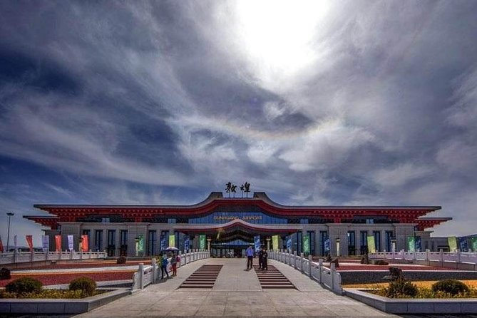 Private Airport Transfer: Dunhuang Hotel to Dunhuang Airport (DNH) or Dunhuang Railway Station
