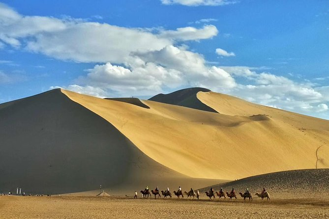 3-Day Private Silk Road Tour of Dunhuang: Mogao Grottoes, Yulin Grottoes, Crescent Moon Pool