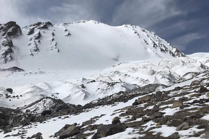 2-Day Private Trip to Mengke Glacier from Dunhuang with Yangguan and Yumen Pass