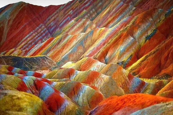 Private Tour of Zhangye Danxia Geopark photo 1