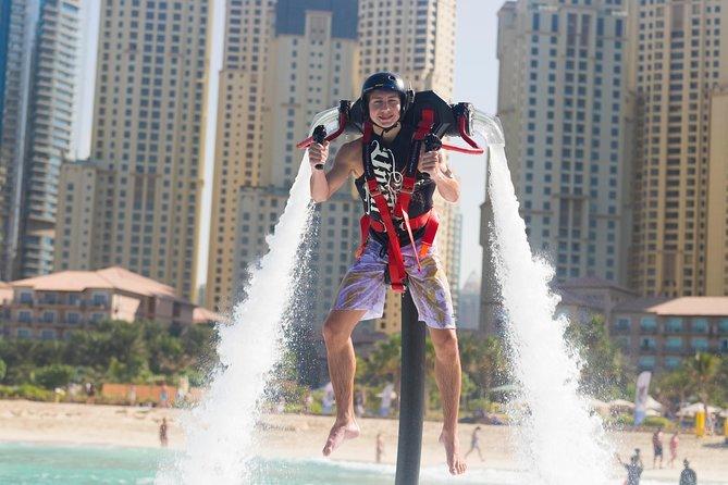Book Jetpack in Dubai from $90 in 2020