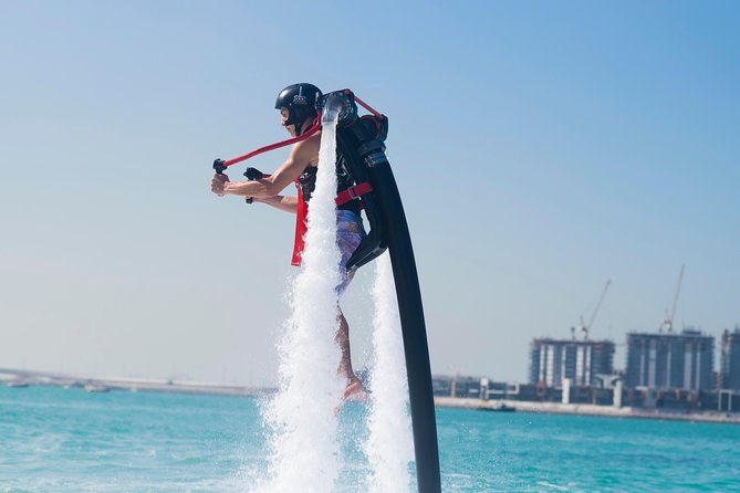 Jetpack in Dubai 2019