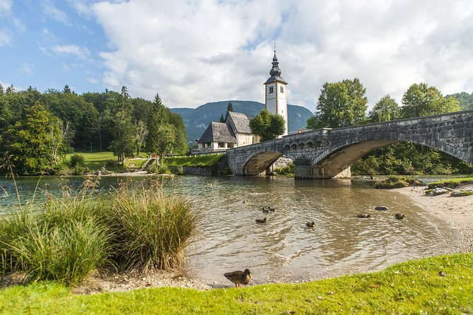 Bled and Bohinj Lake Bike Tour from Ljubljana