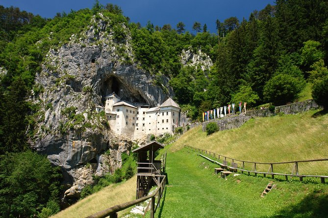 Postojna Cave and Predjama Castle Bike Tour from Ljubljana