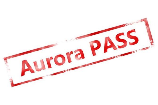 L'Aurora Pass: illimitato per 7 giorni per i tour di caccia dell'aurora boreale