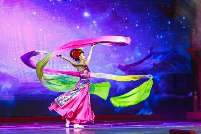 Best of Xi'an: Terracotta Warriors Tour with Best Dinner Show Banquet