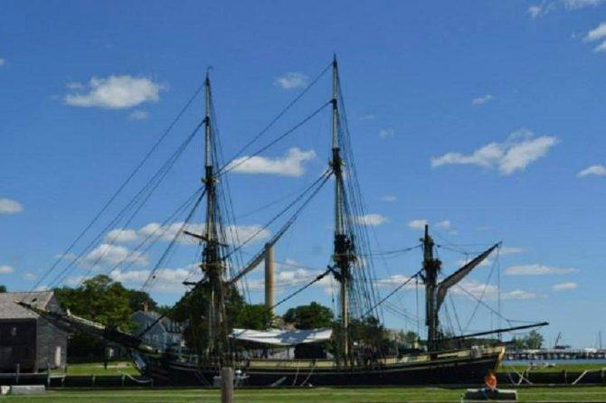 Descripción histórica de Salem Walking Tour