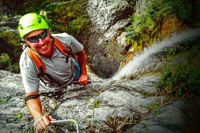 Level 2 Waterfall Climb from Wanaka (5 hours return)