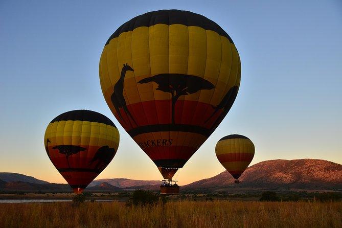 Hot Air Balloon Safari at Pilanesberg National Park
