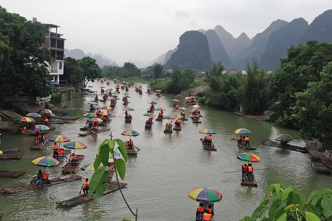 Private Custom Tour: Zhangjiajie to Guilin 5N6D Private Tour