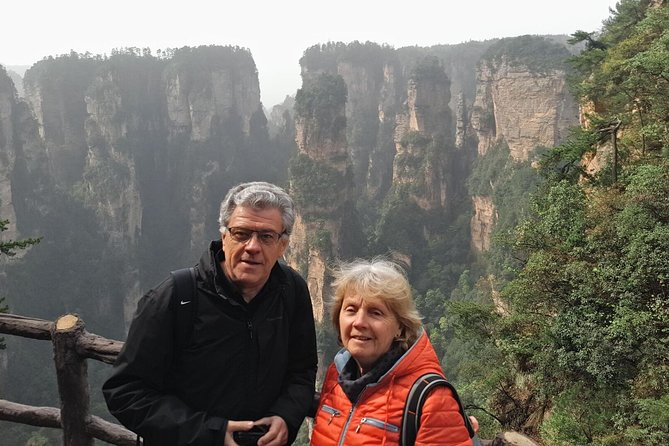 Full-Day Private Tour of Zhangjiajie(Wulingyuan) National Forest Park