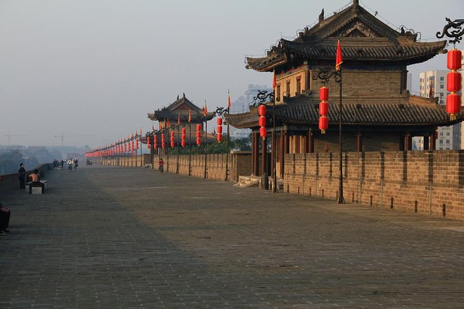 1-Day Xi'an Tour with Wild Goose Pagoda, Shaanxi History Museum and City Wall