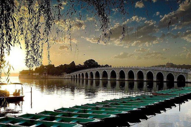 1-Day Beijing Private Tour to Lama Temple,Summer Palace and Hutong Rickshaw