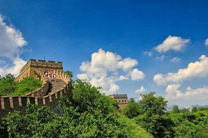 1-Day Beijing private tour to Mutianyu Great Wall and Ming Tombs