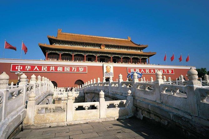 1-Day Beijing Private Tour to Tiananmen, Forbidden City and Temple of Heaven