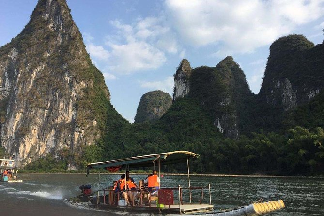 Yangshuo Silver cave & Short Li-River cruise from Xingping Private Day Tour photo 10