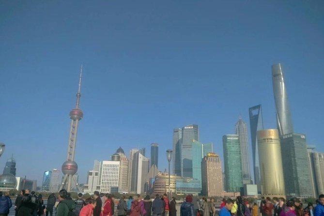 Private Custom Tour: 1-Day Shanghai City Highlight Private Tour