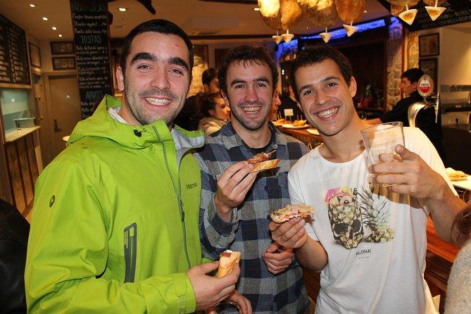 San Sebastian Vegetarian Pintxos Tasting Tour