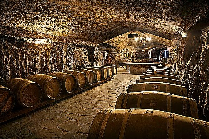 La Rioja Small Group Tour: Winery Visit, Wine Tasting and Traditional Lunch