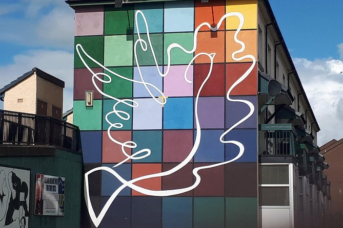 Derry City Bloody Sunday Bogside murals walking tour