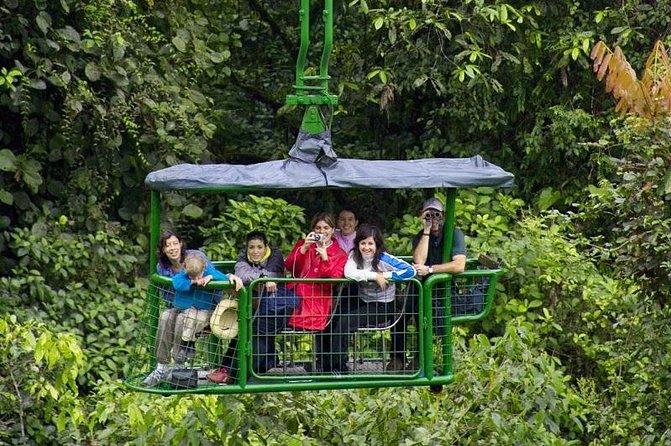 Rainforest Adventure Atlantic Aerial Tram Tour