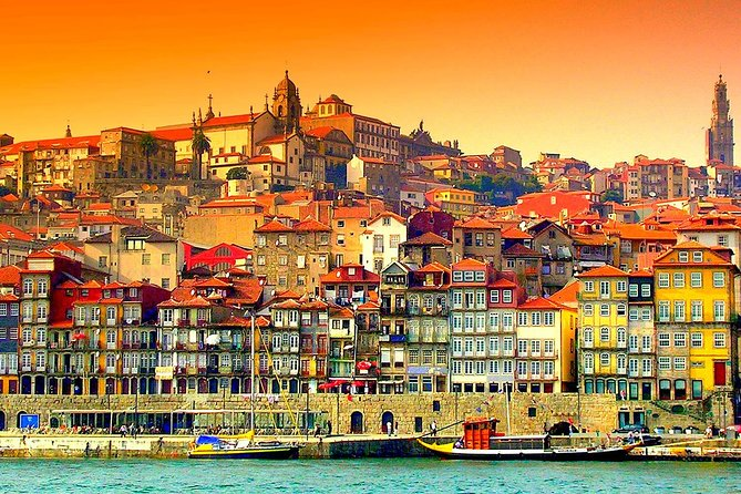 Porto City Tour from Lisboa