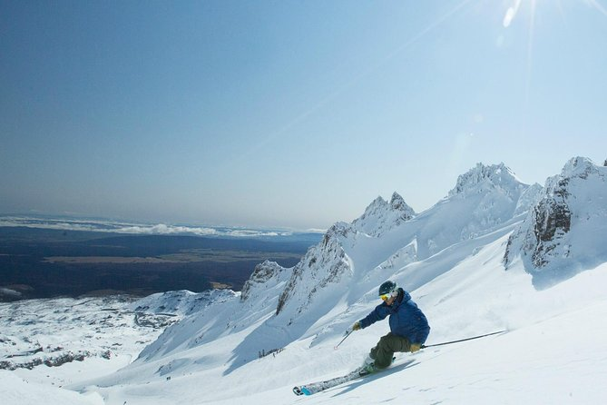 3 Day Flexi-Ski Lift Pass Mt Ruapehu