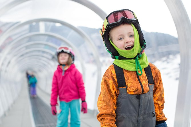 Kids - One Day Lesson Package Mt Ruapehu