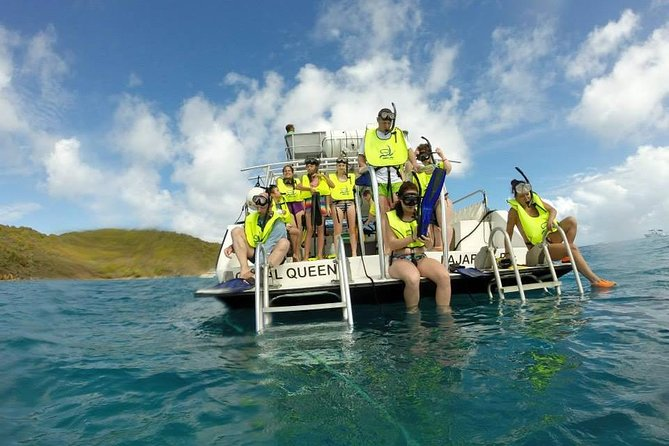 Fajardo Morning Guided Snorkeling Tour-check in at 7:45am