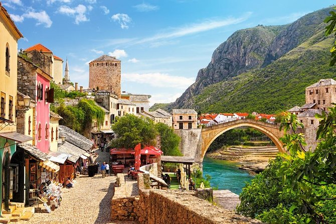 Mostar Private Walking Tour: Experience with Local, Feel Like a Local